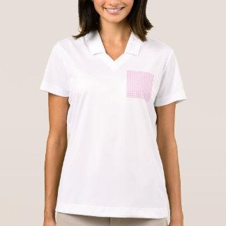 palidezca - el país lindo femenino de moda blanco polo camisetas