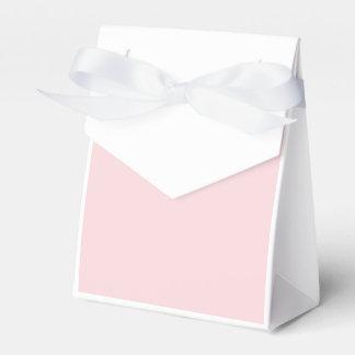 Palidezca - el rosa caja para regalos de fiestas