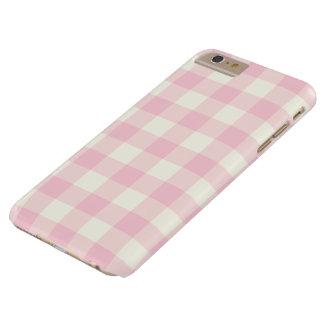 Palidezca - la caja más del iPhone 6 rosados de la Funda Para iPhone 6 Plus Barely There