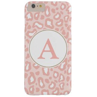 Palidezca - la caja más del iPhone 6 rosados del Funda Para iPhone 6 Plus Barely There