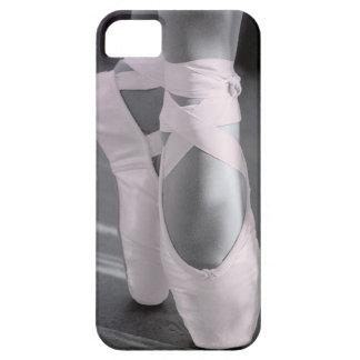 Palidezca - los zapatos de ballet rosados iPhone 5 carcasa