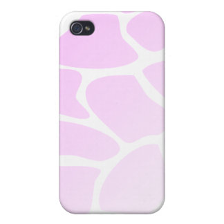 Palidezca - Pern. rosado iPhone 4 Protectores