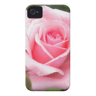 Pálido - caja color de rosa rosada del iPhone 4 Case-Mate iPhone 4 Fundas