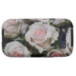 Pálido - diseño rosado de los rosas samsung galaxy s3 cobertura