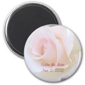 pálido - reserva rosada del rosa el imán de la fec
