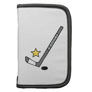 Palillo de hockey planificador