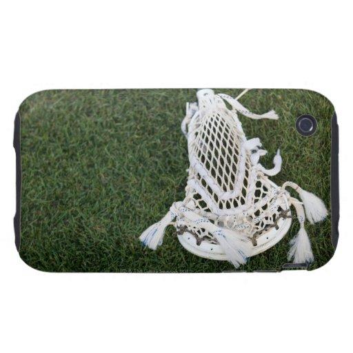 Palillo de LaCrosse en hierba Funda Though Para iPhone 3