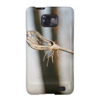 Palillo de LaCrosse Samsung Galaxy SII Fundas