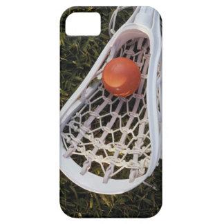 Palillo y bola de LaCrosse Funda Para iPhone SE/5/5s
