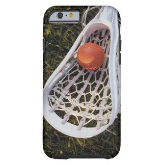 Palillo y bola de LaCrosse Funda Resistente iPhone 6
