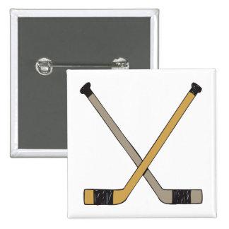 Palillos de hockey pin cuadrado