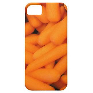 Palillos de zanahoria iPhone 5 carcasa