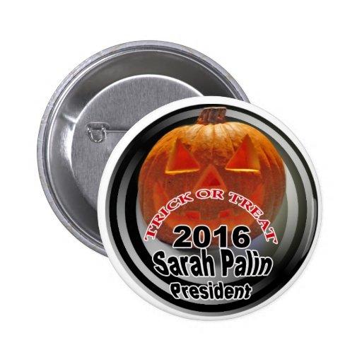 Palin2016Halloween Button