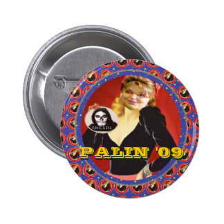 Palin '09 Button