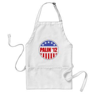 Palin '12 delantal