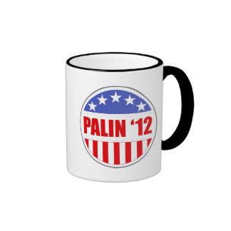 Palin '12 taza