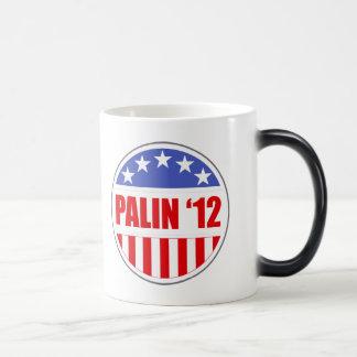 Palin '12 tazas de café