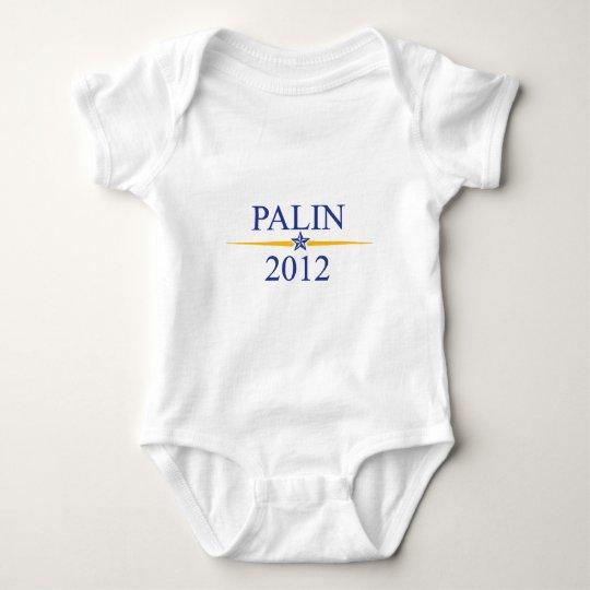 Palin 2012 baby bodysuit