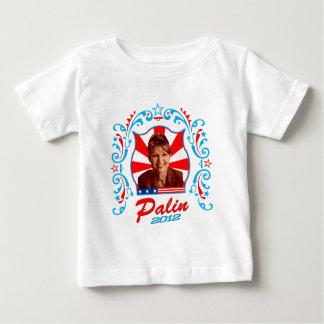 Palin 2012 baby T-Shirt