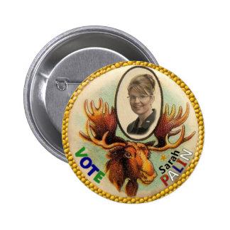 Palin 2012 Button