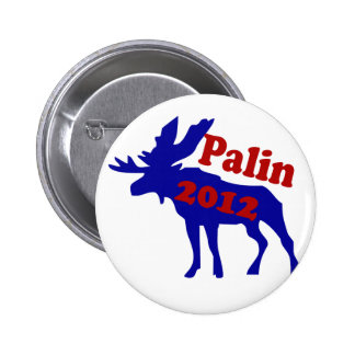 Palin 2012 button