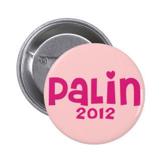Palin 2012 pins