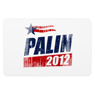 PALIN 2012 Faded png Vinyl Magnets