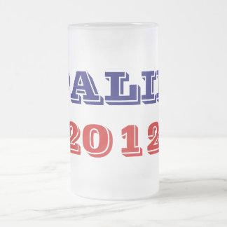 Palin 2012 Frosted Mug