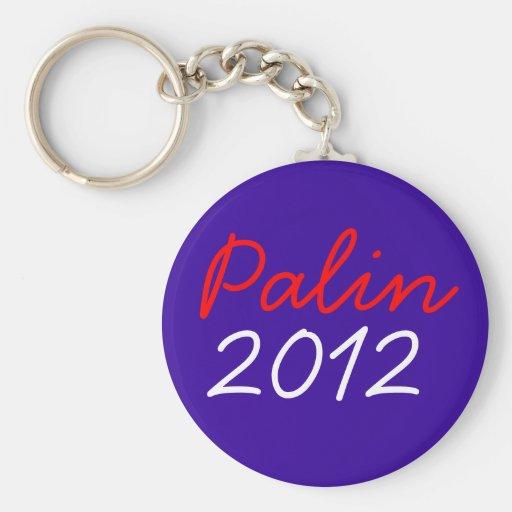 Palin 2012 keychain
