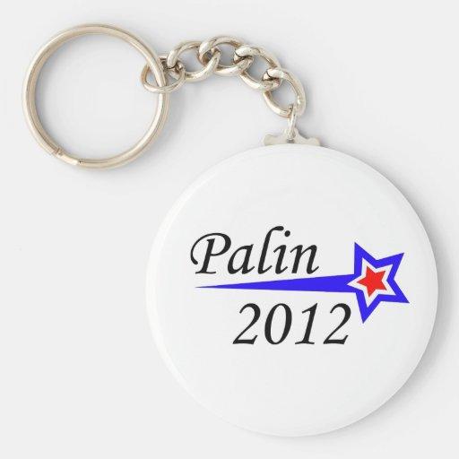 Palin - 2012 llavero redondo tipo pin