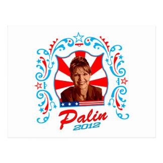Palin 2012 postales