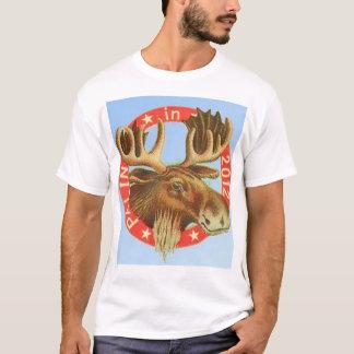 Palin 2012 Ringer Shirt