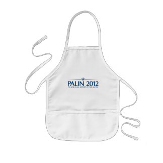 palin 2012 the world was going to end anyway apron