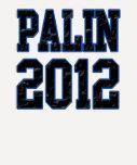 Palin 2012 tshirt