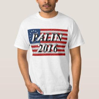 PALIN 2016 Shirt, Black 3D, Betsy Ross T-Shirt