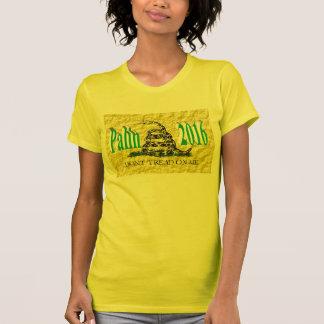 PALIN 2016 Shirt, Light Green 3D, Gadsden Tee Shirt