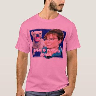 Palin and the Pitbull Basic T-Shirt