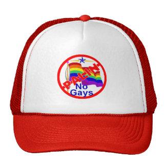 Palin ANTI GAY Hat