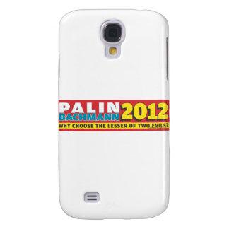 Palin Bachmann 2012 Funda Samsung S4