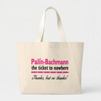 Palin-Bachmann en ninguna parte Bolsa