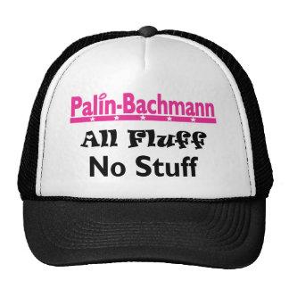 Palin-Bachmann Fluff Trucker Hat