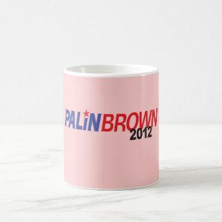 Palin Brown 2012 Coffee Mug