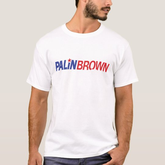 Palin Brown 2012 T-Shirt