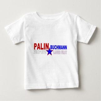 Palin-Buchmann 2012 (Ladies First) Baby T-Shirt