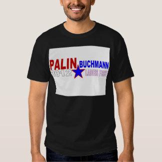 Palin-Buchmann 2012 (Ladies First) T Shirt
