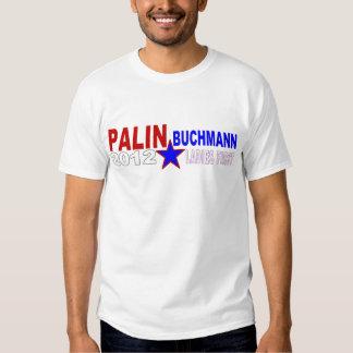 Palin-Buchmann 2012 (Ladies First) T-shirt