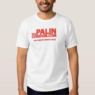 Palin Condom (Mens) - Customized T Shirt