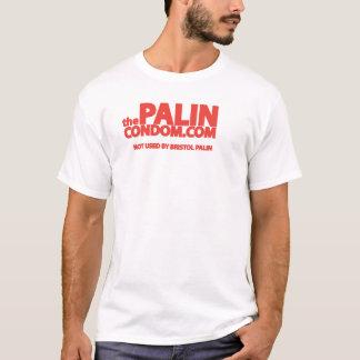 Palin Condom (Mens) - Customized T-Shirt