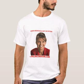 Palin Condom T-Shirt