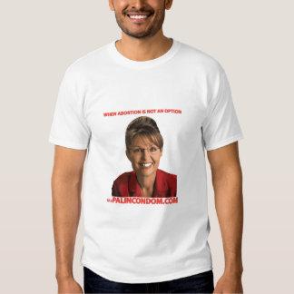 Palin Condom Tee Shirt